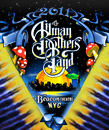 Allman Brothers Beacon Theatre NYC t-shirt design artwork