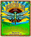 Mountain Jam 2015 Poster Design Mountain Jam Art by Danielle Figel Design Studios